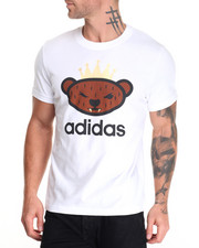 Men - Bear Logo S/S Tee