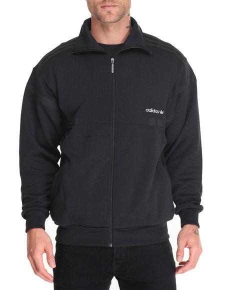 Adidas - Men Black Brion Track Jacket