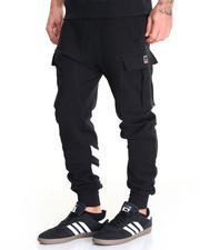 Men - Between The Lines Cargo Fleece Joggers