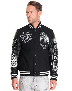 Men - LTD PRPS Varsity Jacket