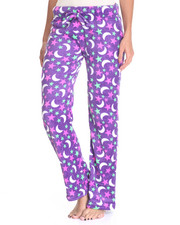Intimates & Sleepwear - Star Night Print Plush Pants