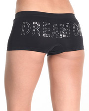 Intimates & Sleepwear - Dream On/ Graffiti 3Pk Seamless Shorts