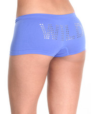 Intimates & Sleepwear - Wild Sequins/Graffiti 3Pk Seamless Shorts