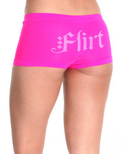 Intimates & Sleepwear - Flirt/Hot Chic 3Pk Seamless Shorts