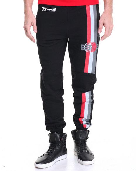 Trukfit - Men Black Racing Pant