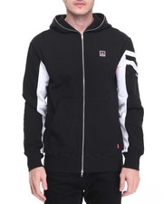Asphalt Yacht Club - Between The Lines Zip - Up Hoodie