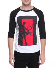 Men - The Call Raglan