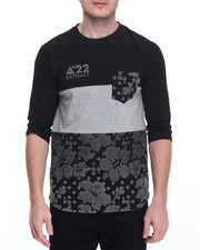 Asphalt Yacht Club - Relect Color - Block H - Raglan