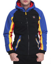 Men - A. Sport Halo Zip - Up Hoodie