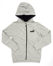 Sizes 8-20 - Big Kids - PUMA MOTO HOODY (8-20)