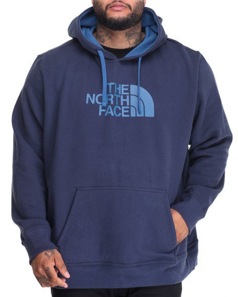 The North Face - Men Navy Half Dome Hoodie (3Xl)