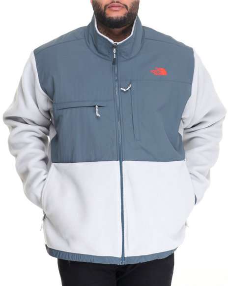 The North Face Men Denali Jacket (3Xl) Blue 3X-Large
