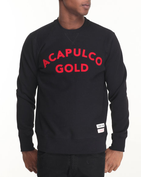 Acapulco Gold Pullover Sweatshirts