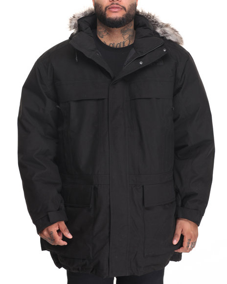 The North Face Men Mcmurdo 2 Parka (3Xl) Black 3X-Large