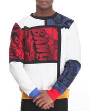 Men - Cartoon Sweatshirt
