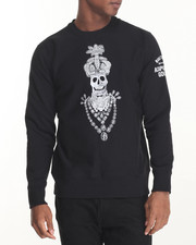 Men - Blood Diamond Crewneck Sweatshirt