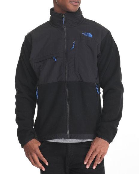 The North Face - Men Black Denali Jacket - $108.99