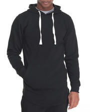 Hoodies - Pullover Hoody w Side Zip