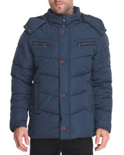 Men - Sierra Heavy Quilted Bubble Jacket
