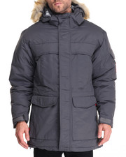 Heavy Coats - K 2 Down - Filled Heavy Parka Jacket