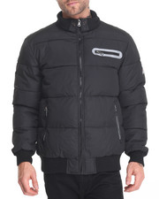 Buyers Picks - Sheath Heavy Bubble Jacket w/ Folded Rib Collar