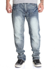 Jeans & Pants - Thick - Stitch Flap - Pocket Denim Jeans