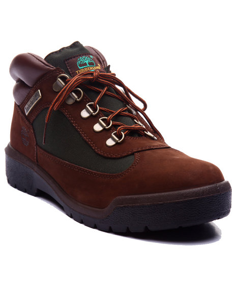 Timberland - Men Brown Timberland Icon Field Boots