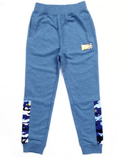 Bottoms - FRENCH TERRY SWEAT PANTS (8-20)