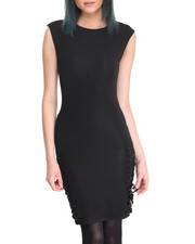 Women - Side Lace Me Dress