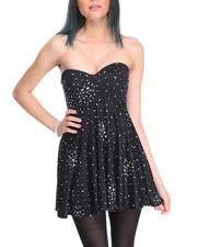 Dresses - Night Strapless Dress