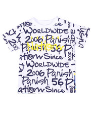 Short-Sleeve - S/S WORLD WIDE TEE (2T-4T)