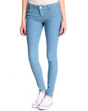 Basic Essentials - Favorite 5 Pkt Stretch Skinny Jean