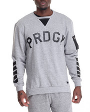 Men - P R D G Y Combat Crewneck Sweatshirt