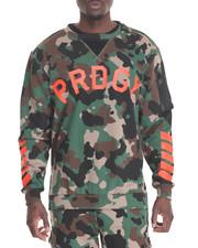 Hoodies - P R D G Y Combat Crewneck Sweatshirt