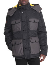 Outerwear - FRENCH LONG QUILTED COAT