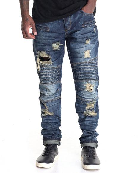 Jeans Multiple Pocket