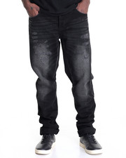 Kilogram - MATCHBOX BLACK DENIM JEANS