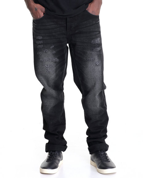 Black Men Jeans