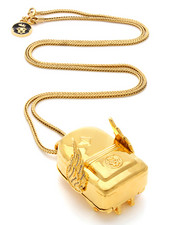 "Accessories - 18K Gold Street ""Stash"" Pack Necklace"