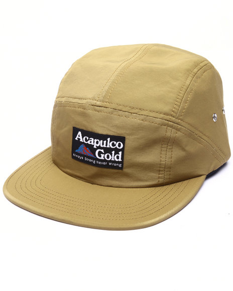 Acapulco Gold Men Kilimanjaro Camp Cap Khaki