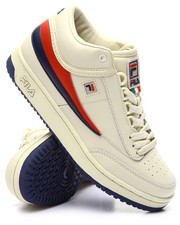 Footwear - MEN'S FILA T1 MID CUT SNEAKER