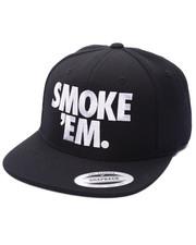 Hats - Catch Up Snapback Cap