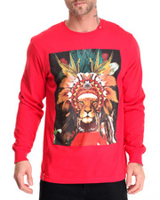 Shirts - RC Lion Chief L/S T-Shirt