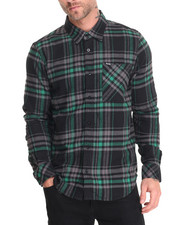 Long-Sleeve - Root Down L/S Button-Down