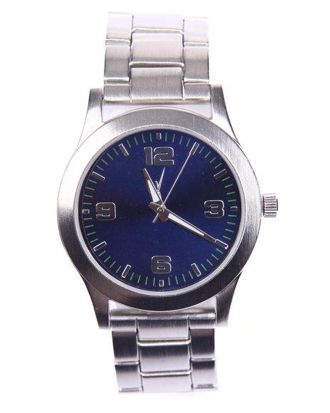 Zunammy Watches Silver Clothing Accessories