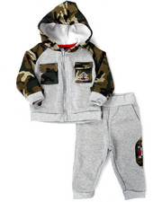 Sets - MILITARY HOODY & JOGGER SET (INFANT)