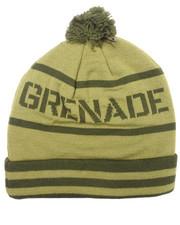 Grenade - Letterhead Pom Beanie
