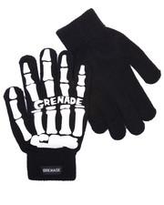 Men - Bones Knit Gloves