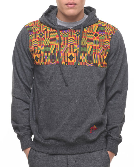 Lrg Men Unity Pullover Hoodie Black Large