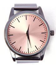 Accessories - Alloy Watch W/ Mesh Band